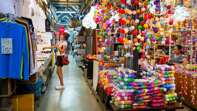 Top 4 Shopping Places in Bangkok You Must Visit | Leisure