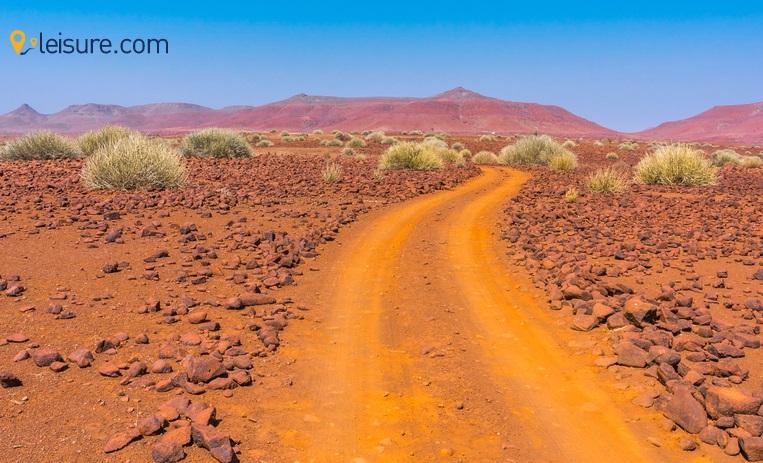 Namibia Walking