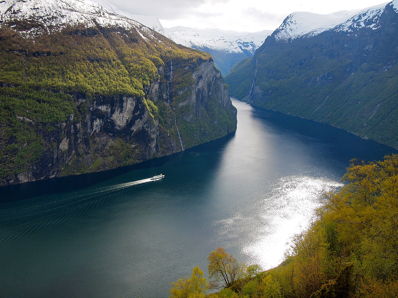 Customize Your 6-day Norway Tour with Exquisite Travel Locations