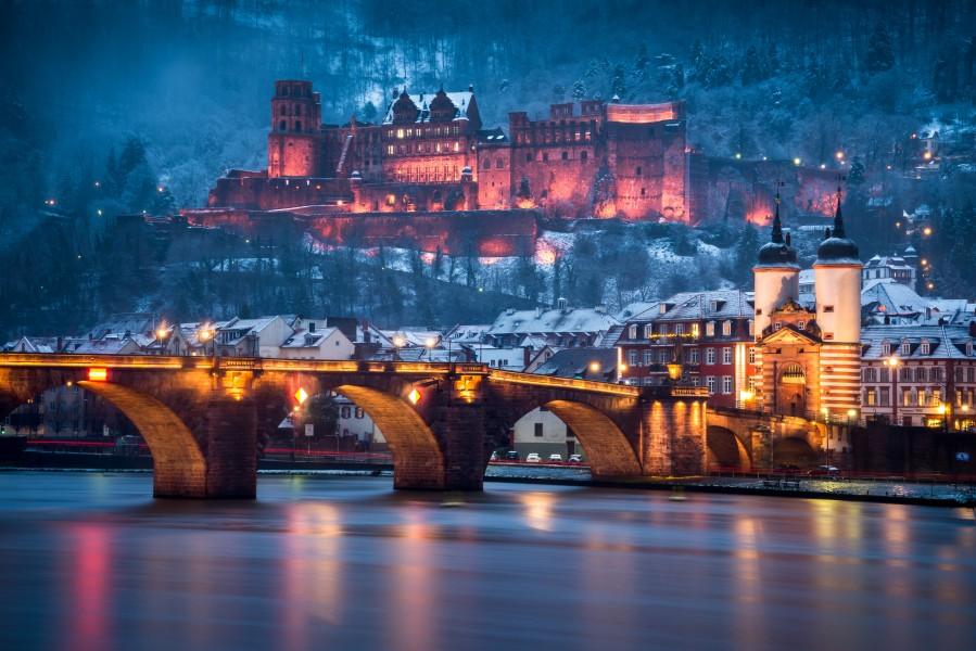 Travel Review: Tour of Germany, France & Austria, Heidelberg, Baden-Baden, Strasbourg..