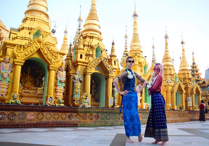 Romantic Getaway For Couples In Myanmar Tour