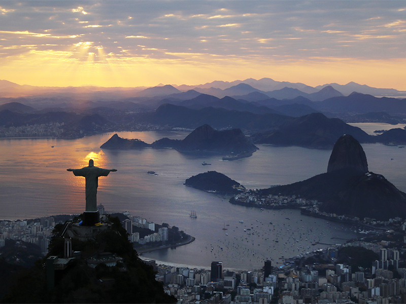 Experience A Lifetime Tour Of Brazil With This Tour Guide