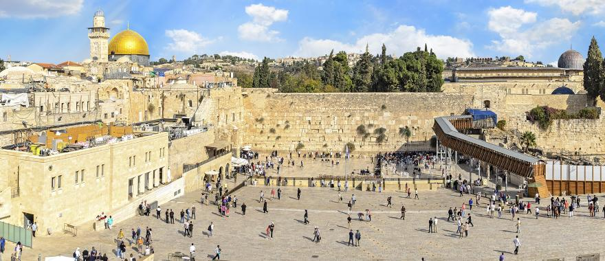 Travel Review: Luxury Tour of Israel & Jordan, Masada, City of David, Western Wall, Dead Sea..