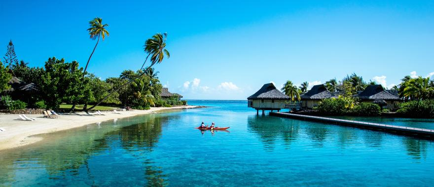 Travel Review:Tour of Australia, New Zealand & Tahiti, Bora Bora..