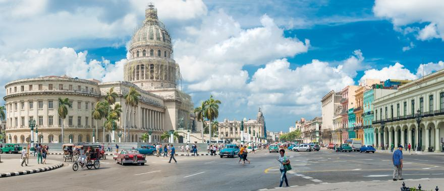 Travel Review: Tour of Cuba, History, Culture, Nature