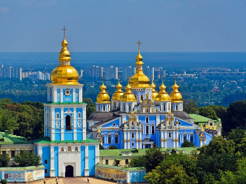 A Perfect Week Itinerary To Spend Time In Ukraine