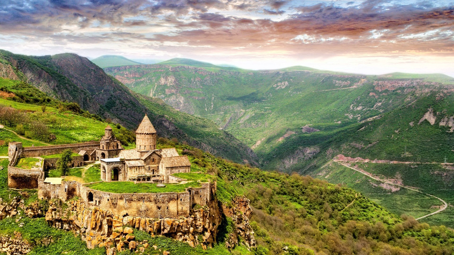 Lost Yourself In A Blend Of The Natural & Architectural Beauty Of Armenia