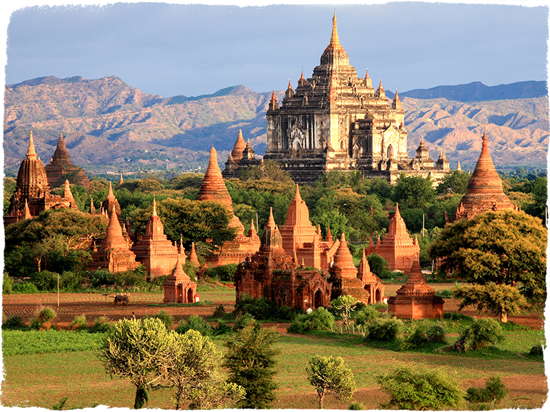 Explore The Buddhist Beauty Of Past And Present In Myanmar Tour