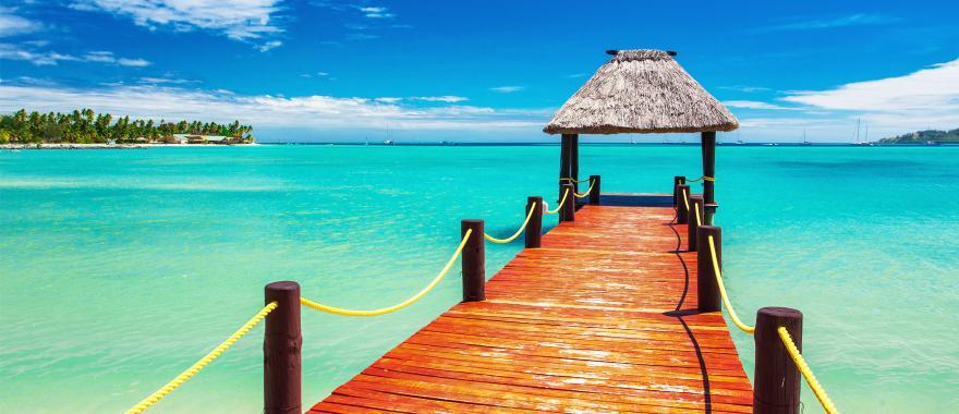 Fun Getaway In A Classic Cruise Ship To Fiji