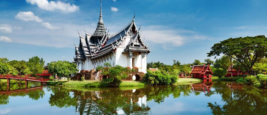 A Magical Vacation In Thailand