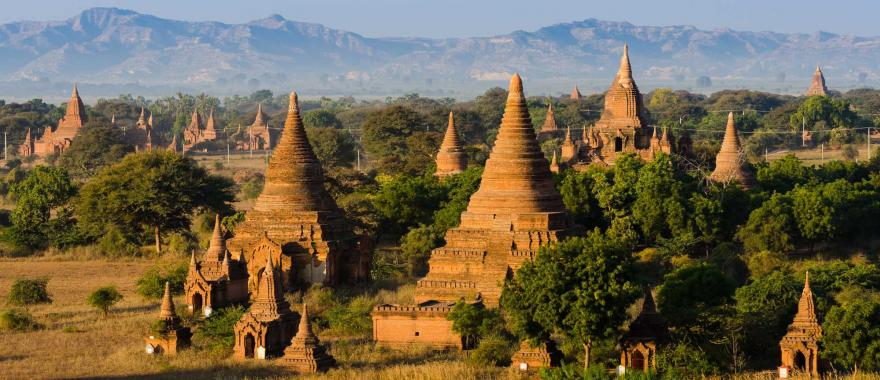 Enjoy the Classic Best 5-Day Myanmar Tour and Relive some History