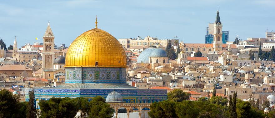 A Wonderful Trip To Jerusalem And Bethlehem In Israel