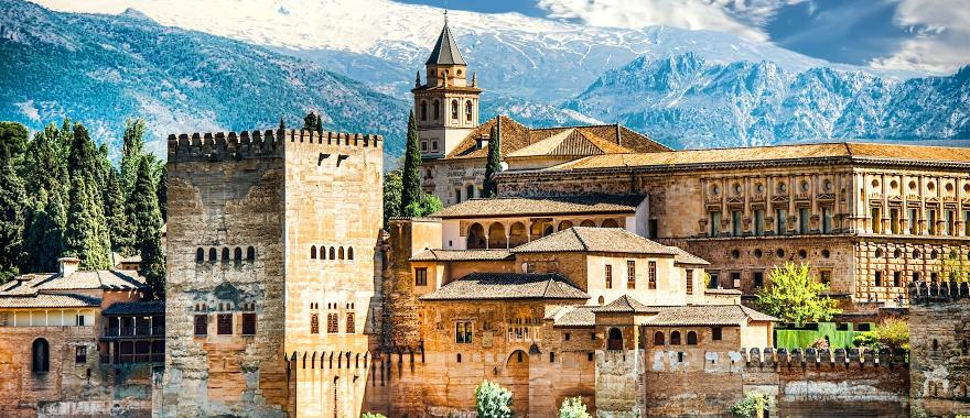 Spend Romantic Getaway With Your Partner In Spain