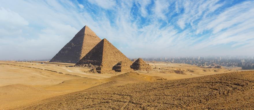 Excellent Family Vacation In Egypt
