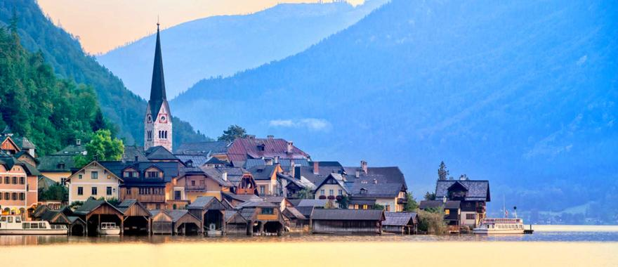 Discover The Distinctive Culture & Breath-Taking Scenery Of Austria With 7-day Austria Tour Guide