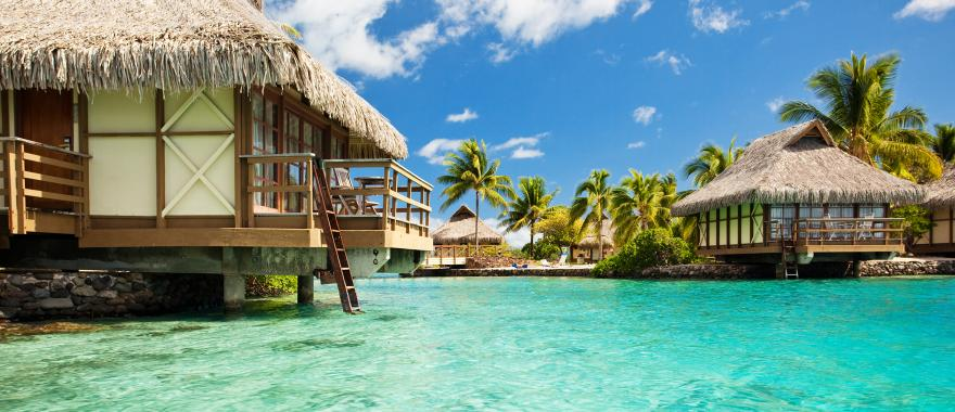 Spark the Lights of Romance in this perfectly designed 8-Days Bora Bora Itinerary for Honeymoon