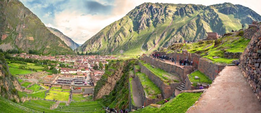 Stunning Experience In Peru Tour