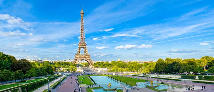 Feel The France Fragrance With The Fantastic France Tour Itinerary