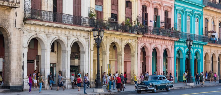 Live Out A 5-Day Cuban Lifestyle And Experience Its Charm With This Latin America Backpacking Tour