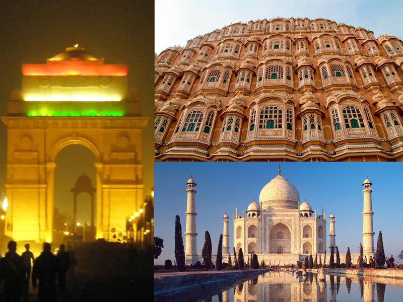 Incredible India Tour