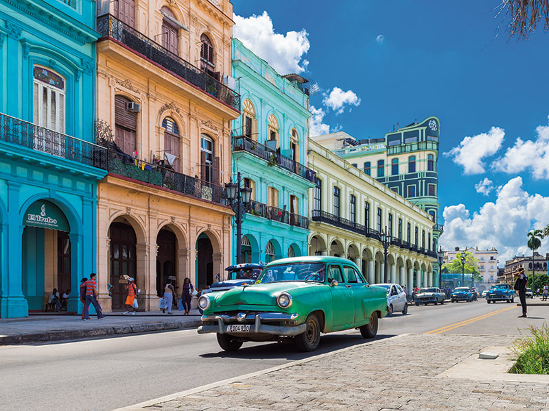 A Beautiful Cuba Tour