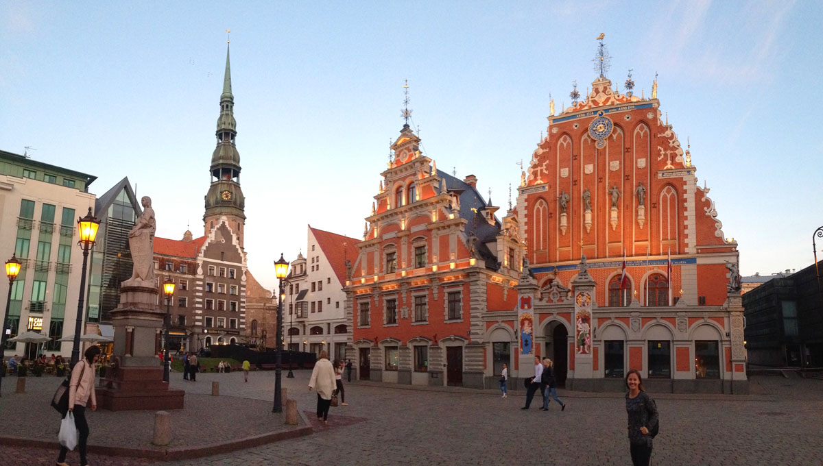 Time in Latvia: A Fascinating Trip Of Estonia, Latvia, and Lithuania on Foot