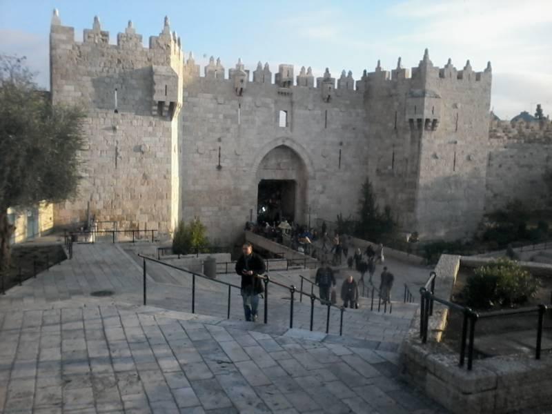 Jerusalem Old City Israel