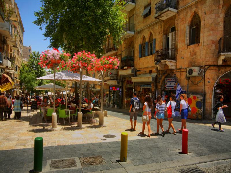 Jerusalem New City Israel