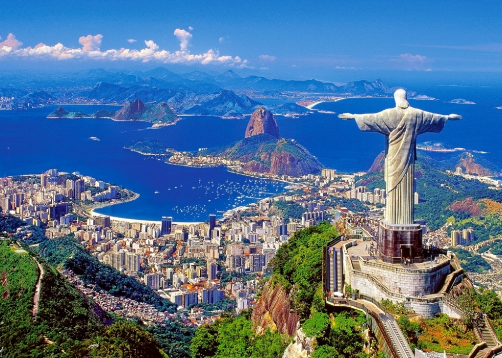 Travel Review: Beautiful Brazil Vacation