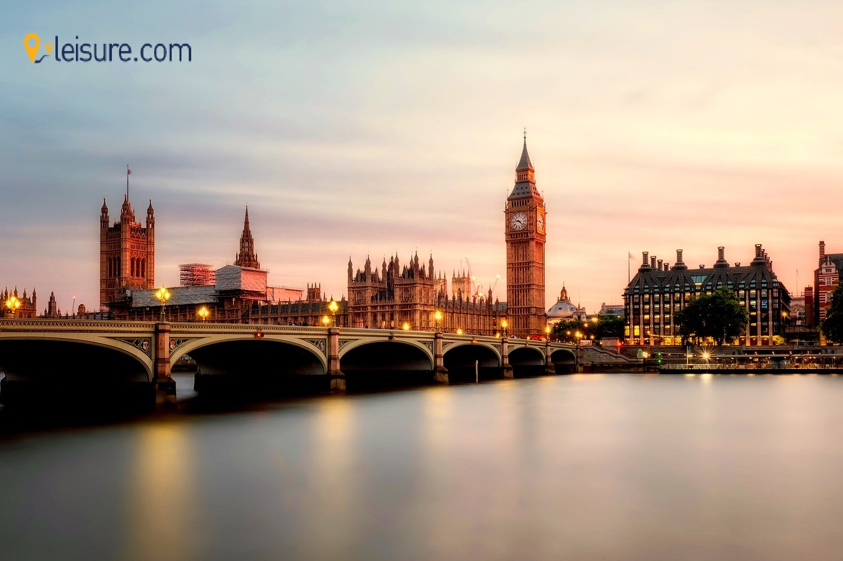 A Perfect Way To Explore England With This Europe Travel Planner