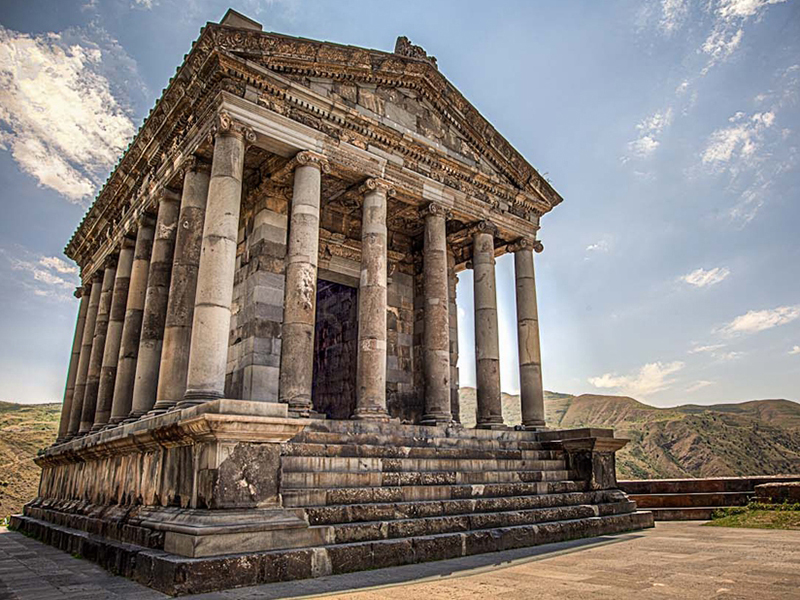 Garni and Geghard