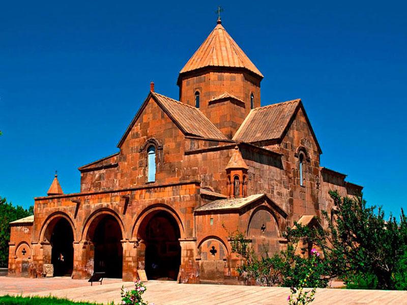 St. Gayaneh churches