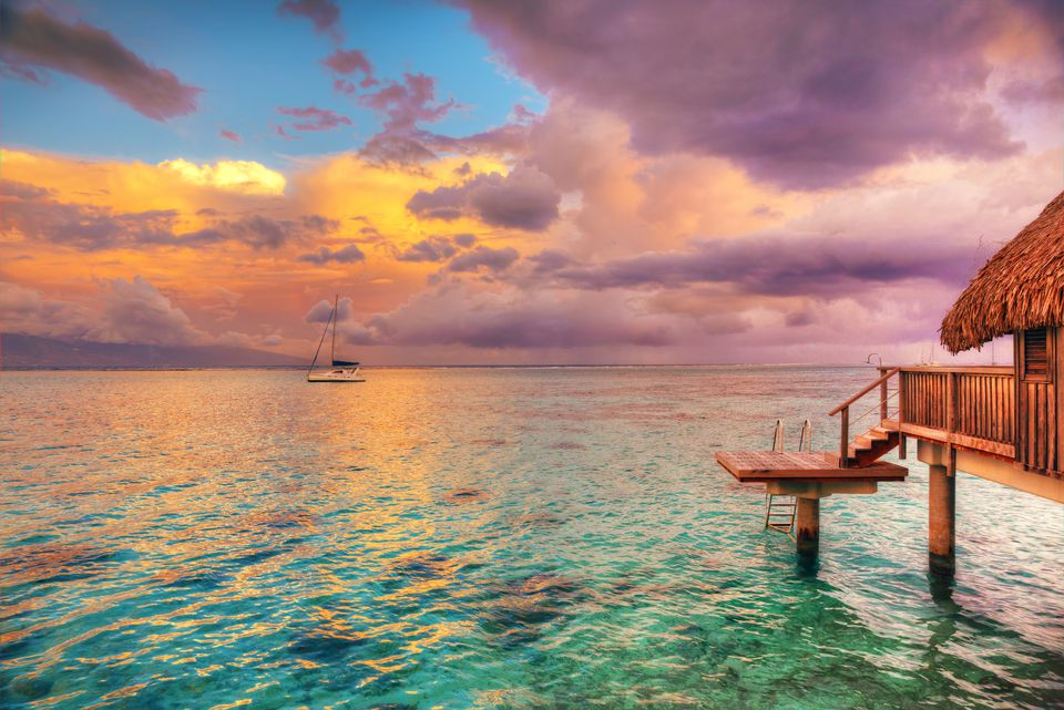 Travel Review: Best Tour to Tahiti