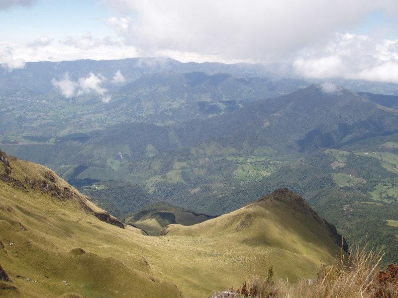 Otavalo Valley, Ecuador