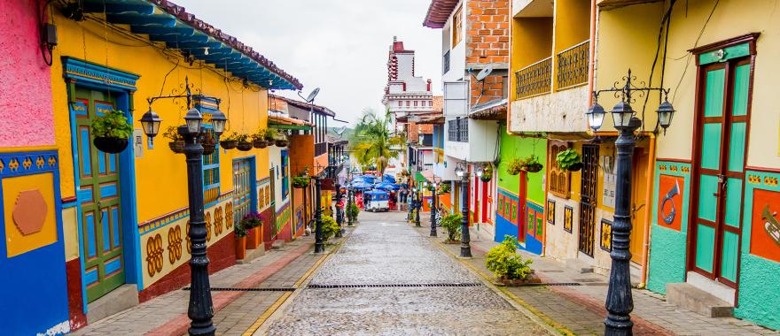 Fall in Love with Colombia with this 10-day Tour Itinerary
