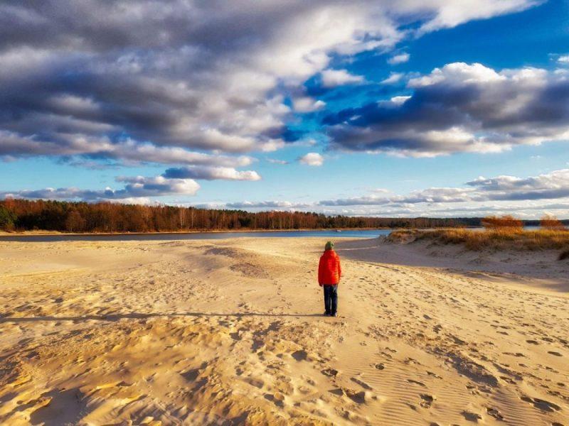 Sandy Beaches of Latvia