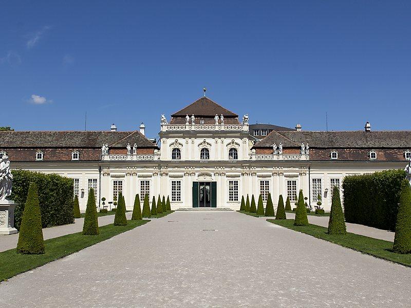 Belvedere Vienna Austria