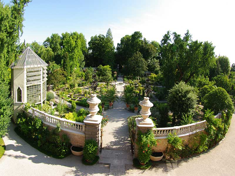 The University of Botanical Garden