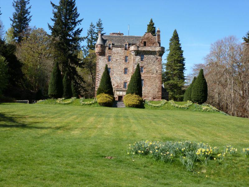 Doune Castle, Glencoe