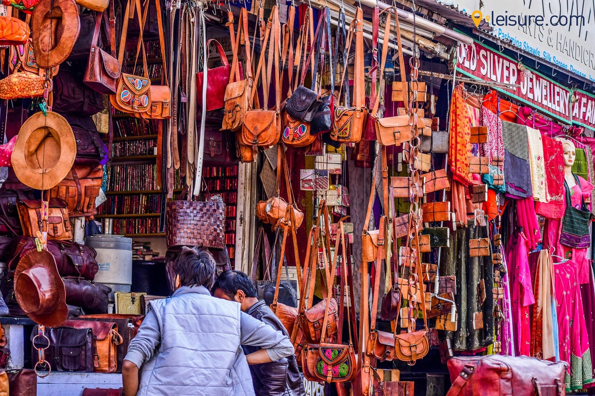India rajasthan market
