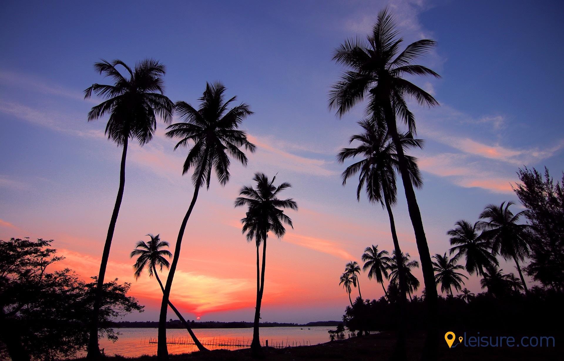 srilanka sunset