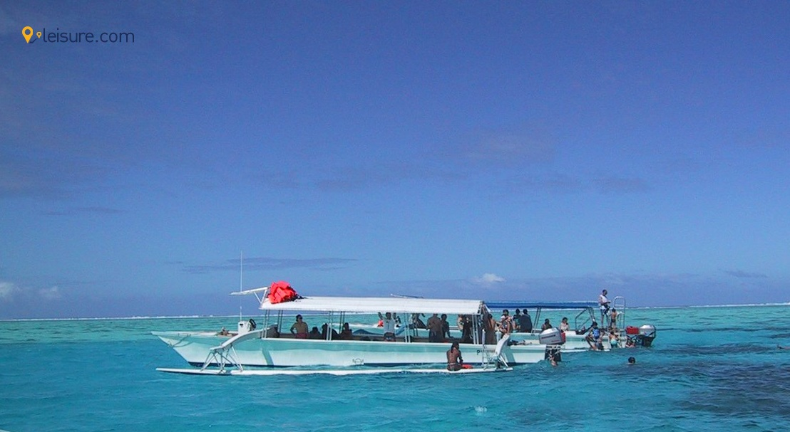 An Exotic Visit to the Islands of Tahiti d