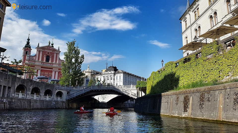 Experience The Best of Slovenia Vacation in 8-Days Trip