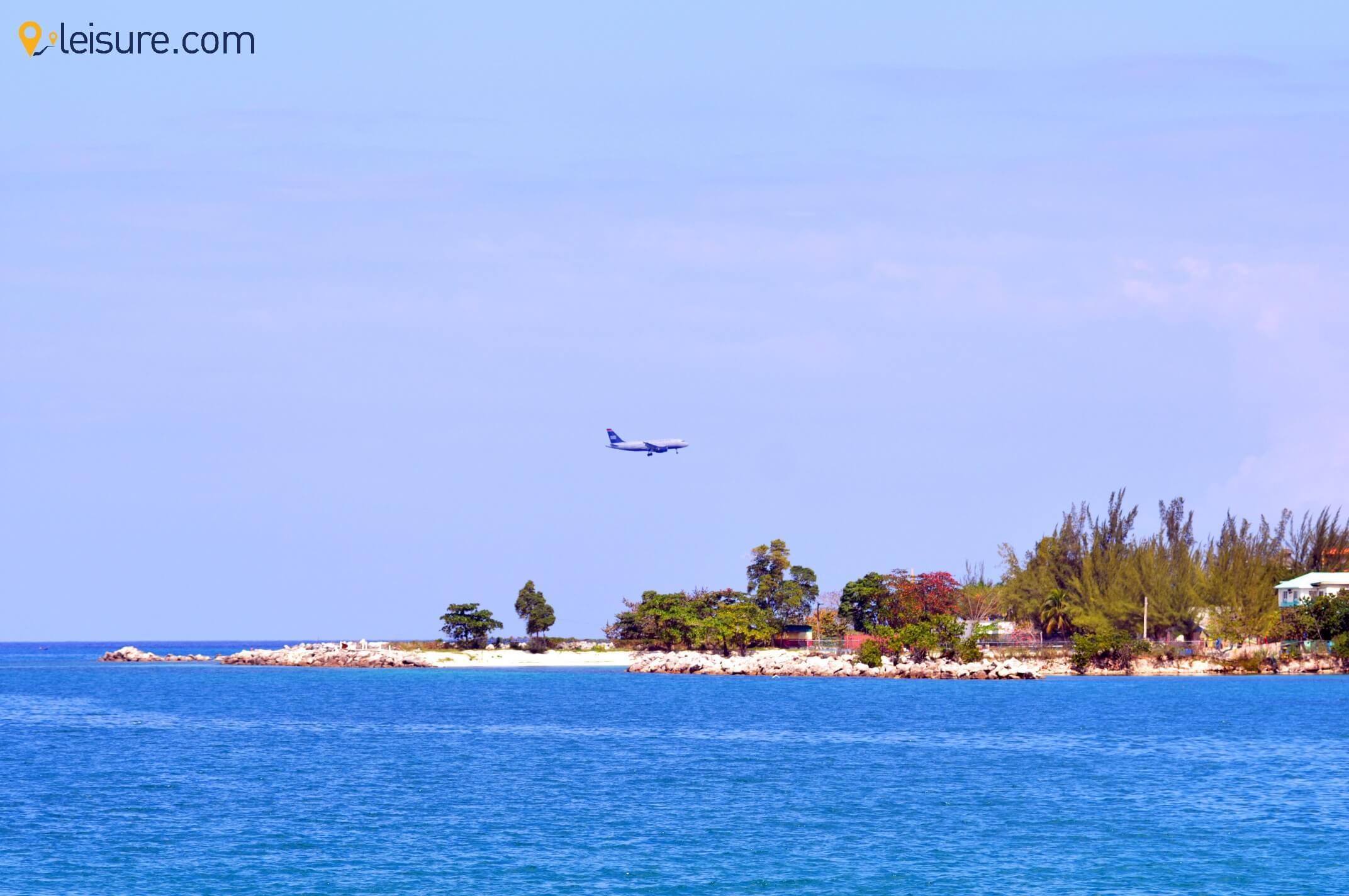 montego bay plane east