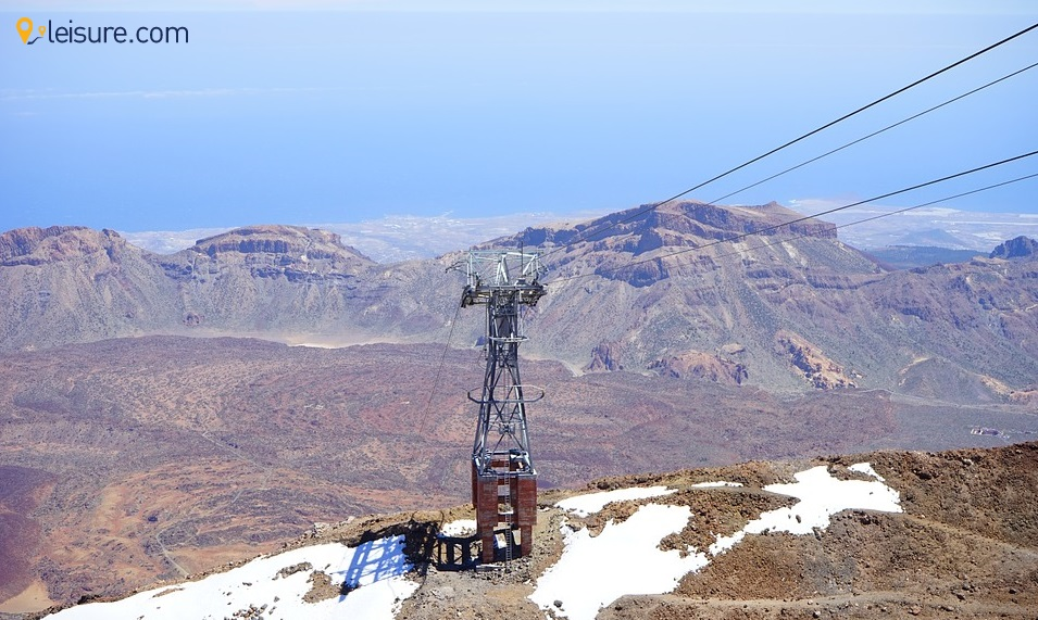 cableway masts