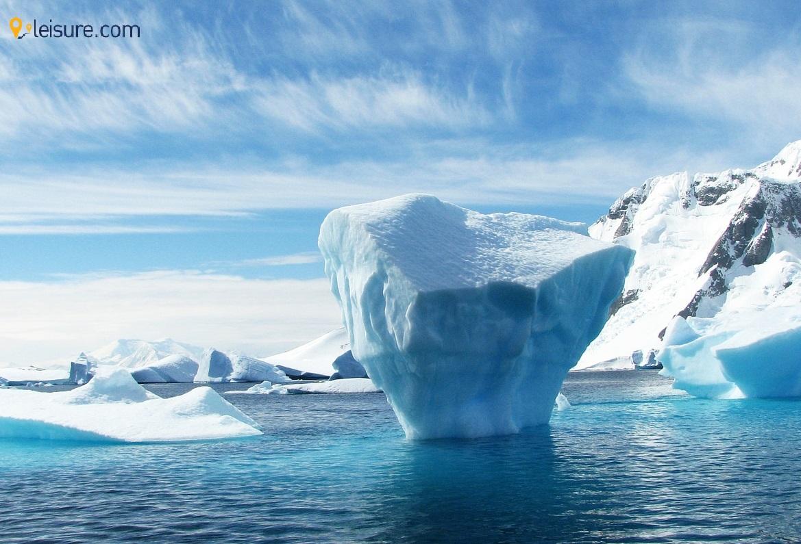 iceberg oo