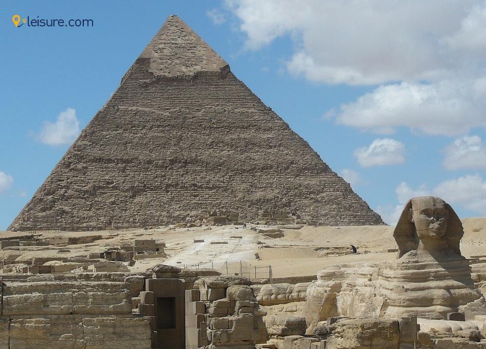 pyramids pk
