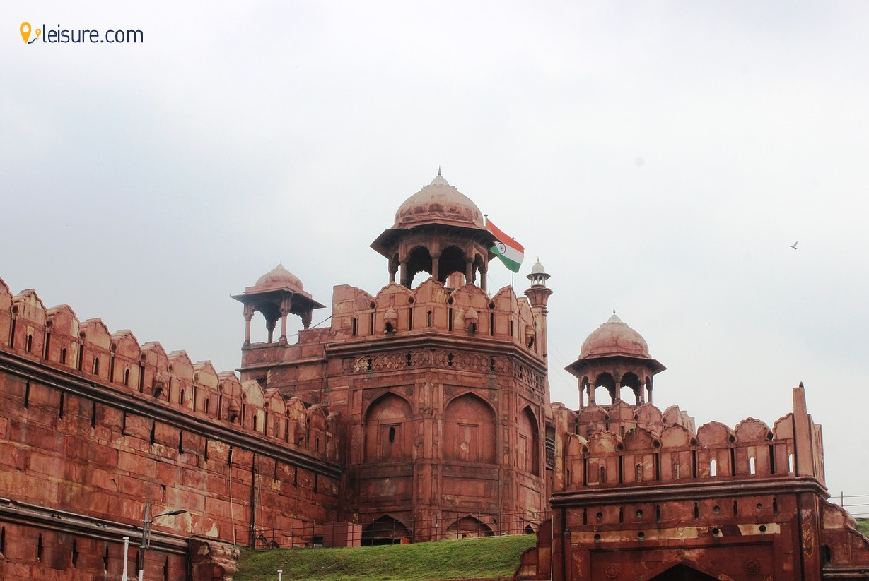 red fort o