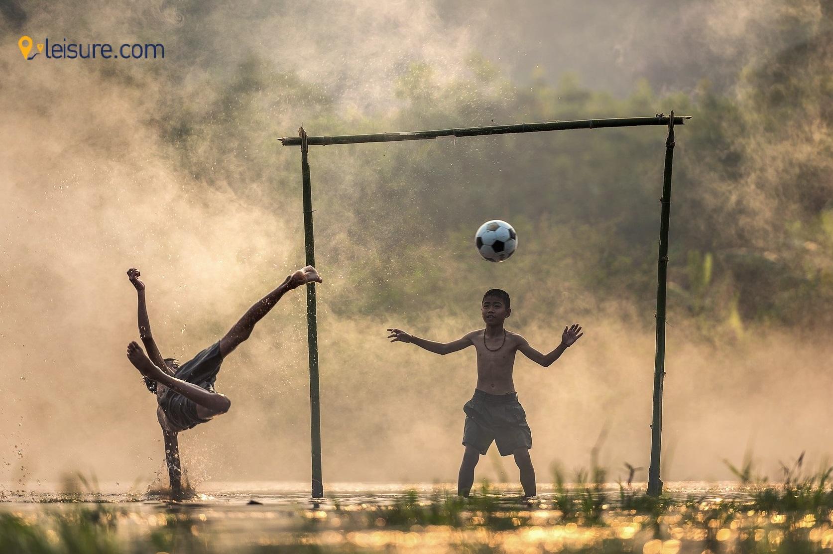 Childfootbal