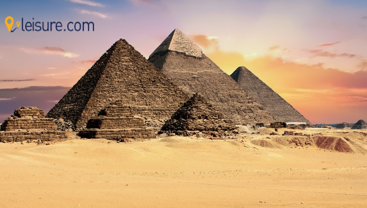 Top Facts About The Egyptian Pyramids You Must Know